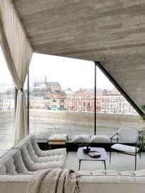 N701 Sofa - Corner - Beige