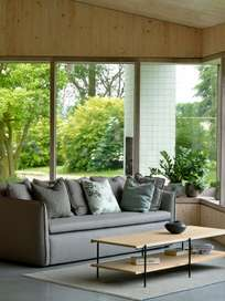 Oak Rise Coffee Table - 150 x 60 cm