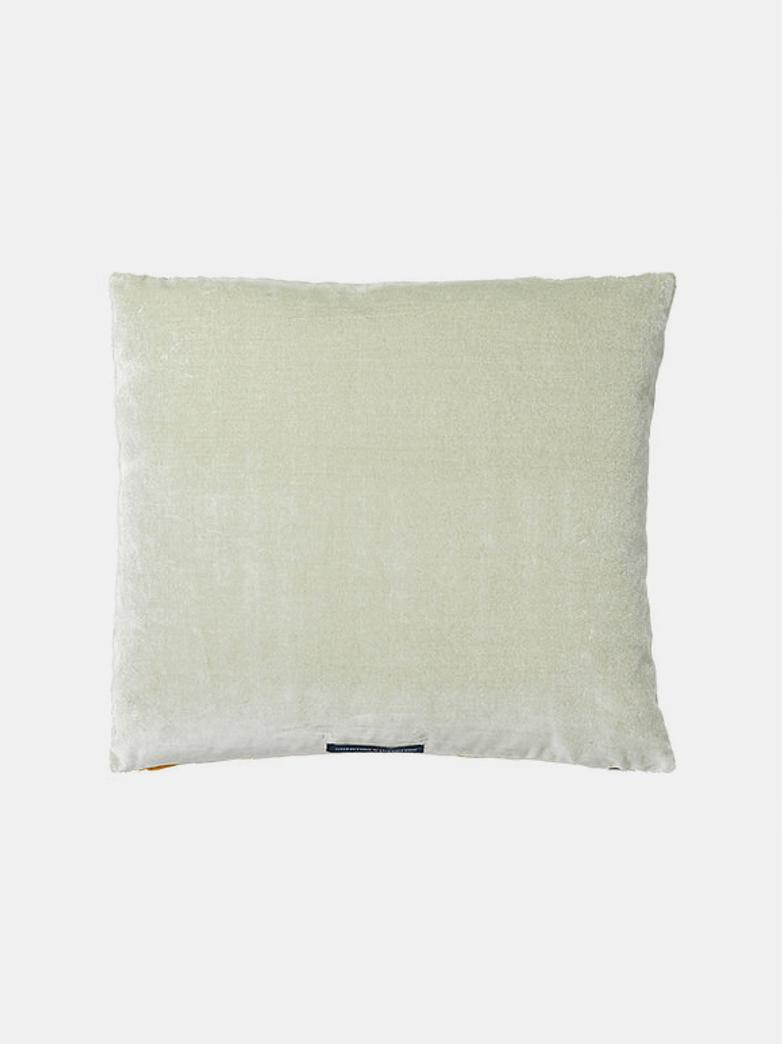 Millie Cushion - Sage/Barley - 50 x 60