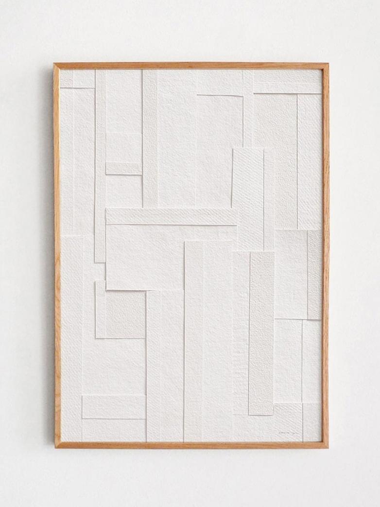 Realism No. 45 – 50 x 70 cm