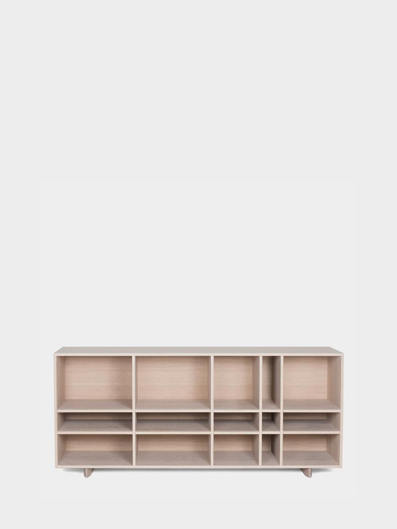 Kilt Open 137 - White Stained Oak