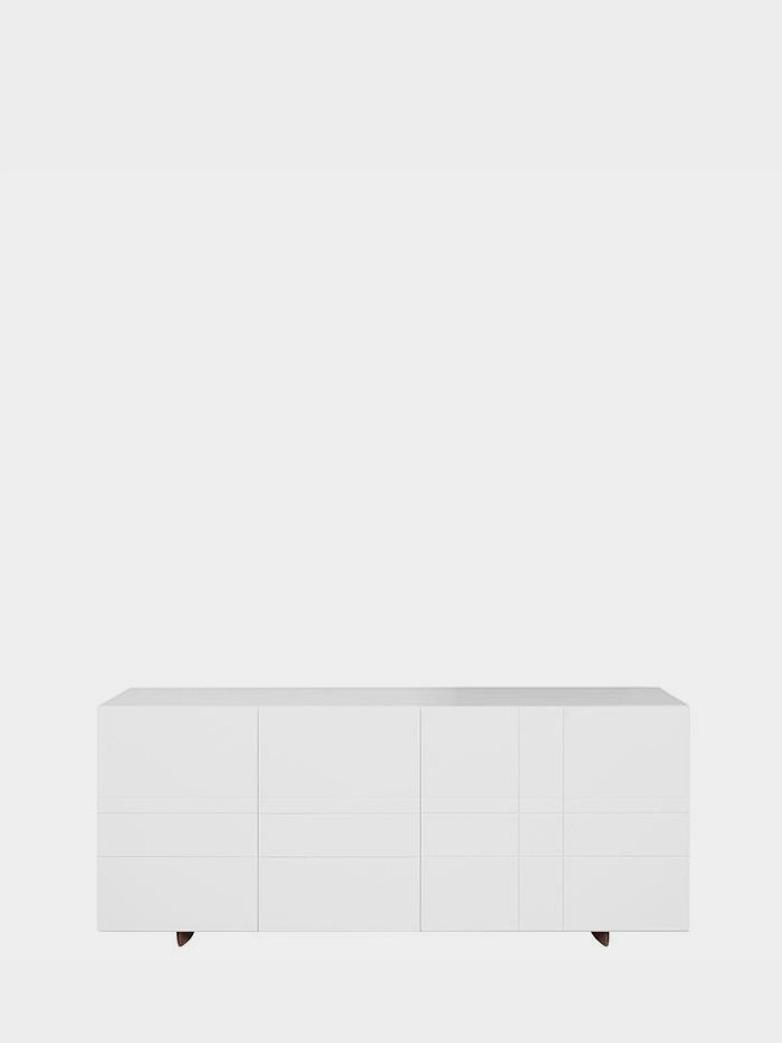 Kilt Sideboard 137 - White