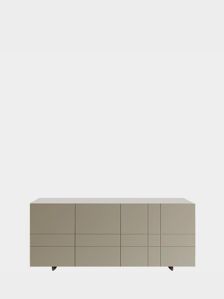 Kilt Sideboard 137 - Dark Sand