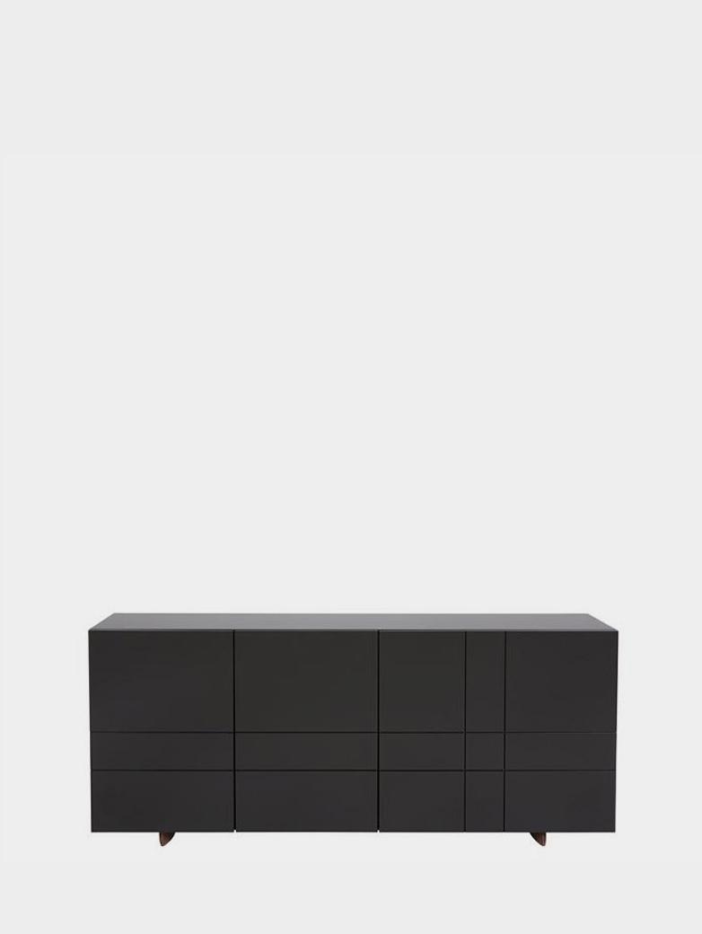 Kilt Sideboard 137 - Char Grey