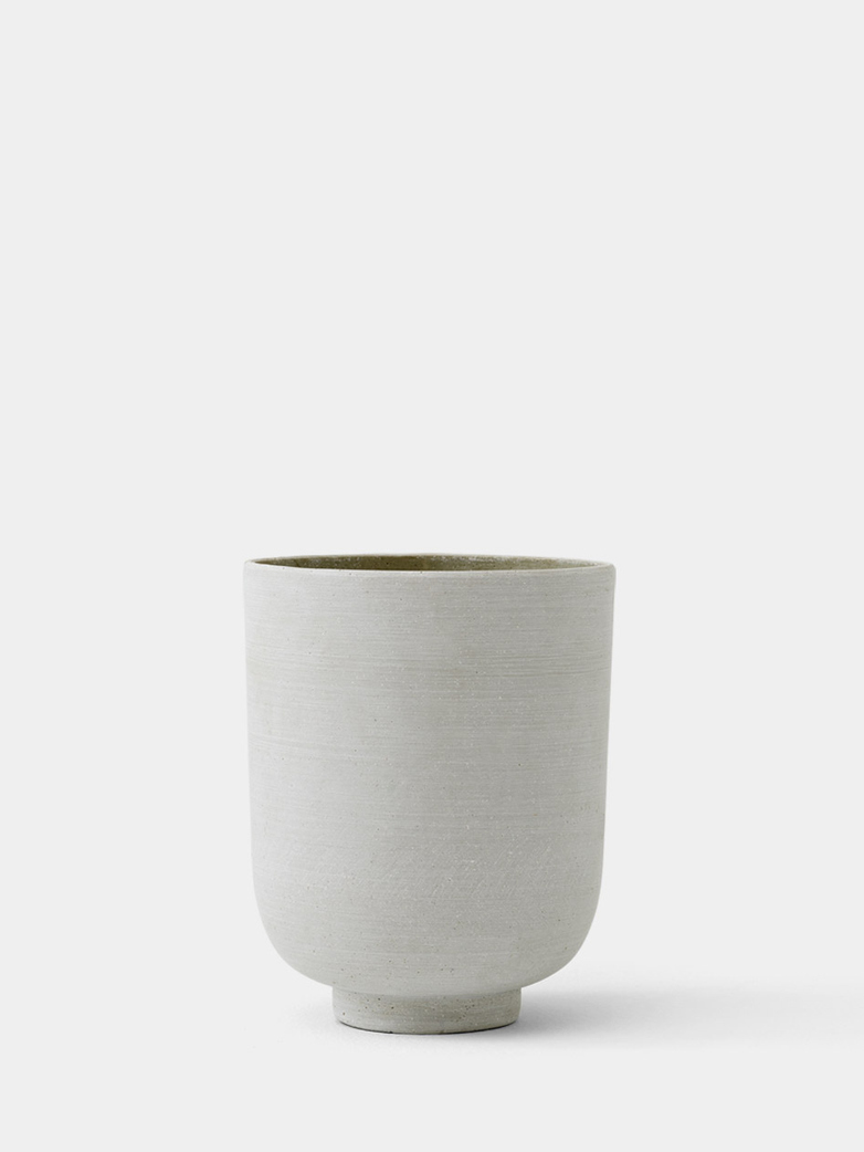 Collect Planter Pot Tall - Sage