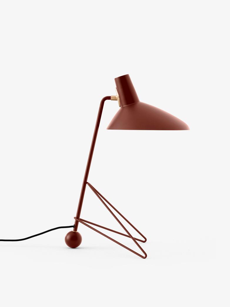 Tripod Table Lamp HM9 - Maroon