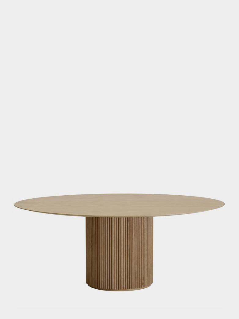 Palais Mega Dining Table - Natural Oak - 175 cm