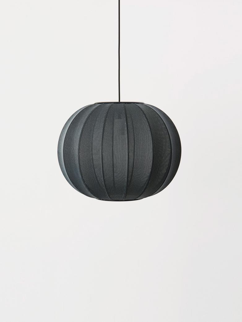 Knit-Wit Pendant 45 cm - Black