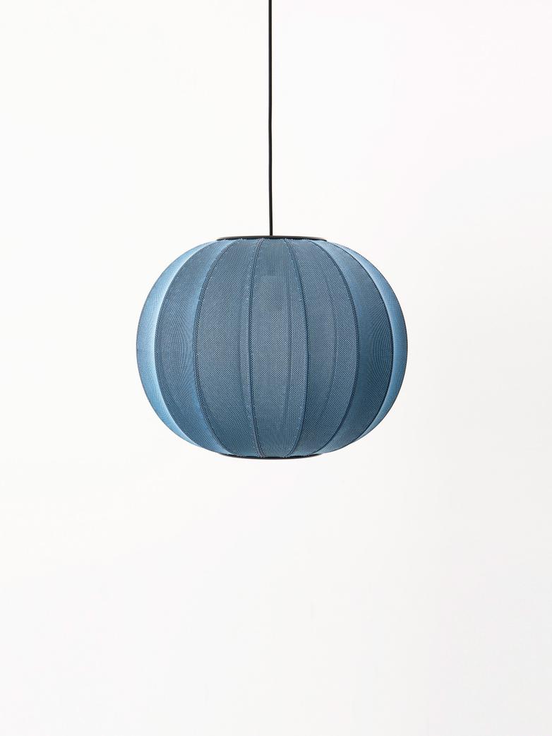 Knit-Wit Pendant 45 cm - Blue Stone