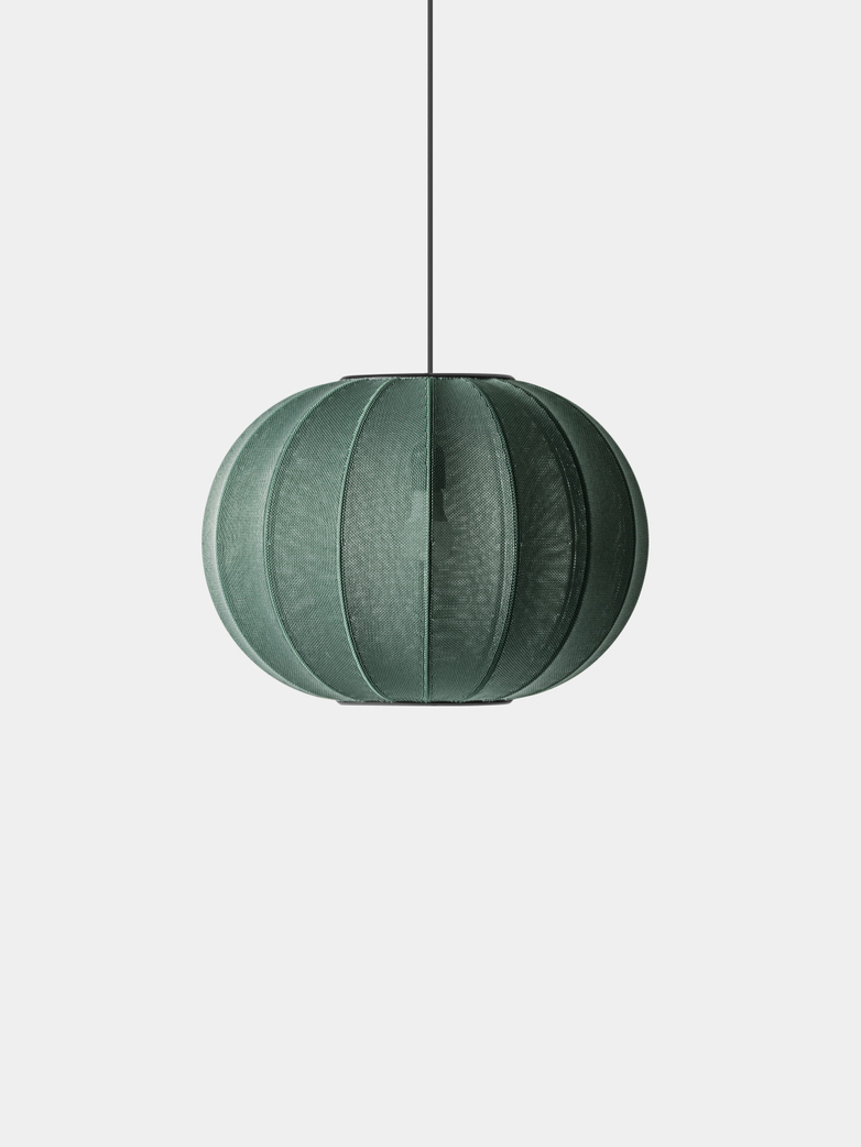 Knit-Wit Pendant 45 cm - Tweed Green