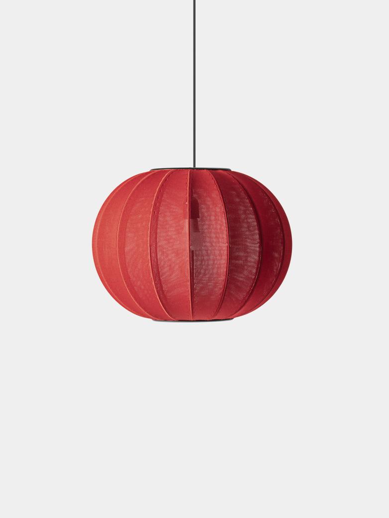 Knit-Wit Pendant 45 cm - Maple Red