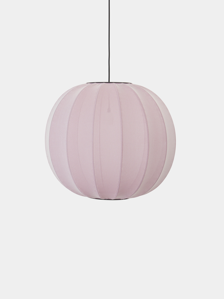 Knit-Wit Pendant 60 cm - Light Pink