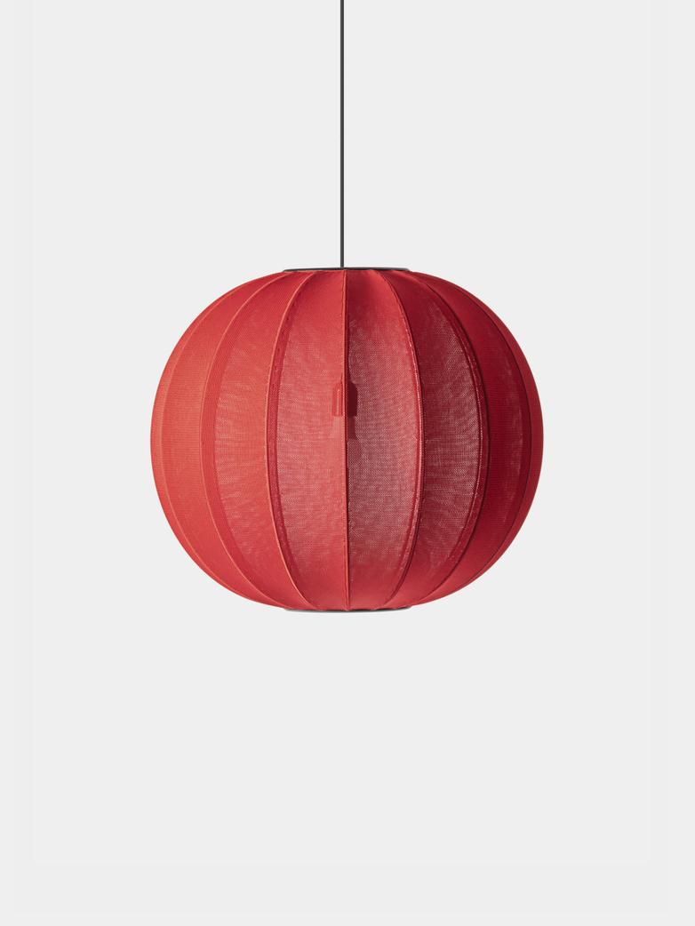 Knit-Wit Pendant 60 cm - Maple Red
