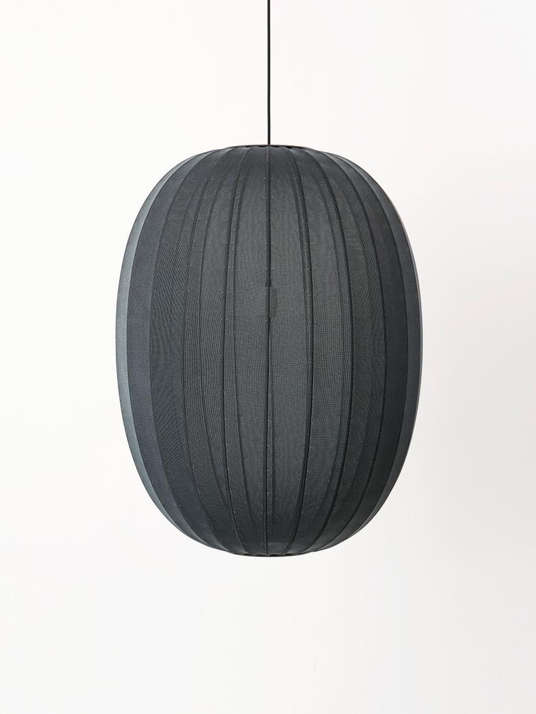 Knit-Wit Pendant 65 cm - Black