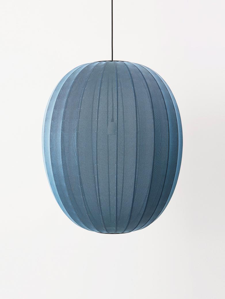 Knit-Wit Pendant 65 cm - Blue Stone