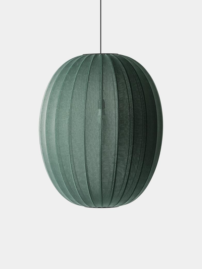Knit-Wit Pendant 65 cm - Tweed Green