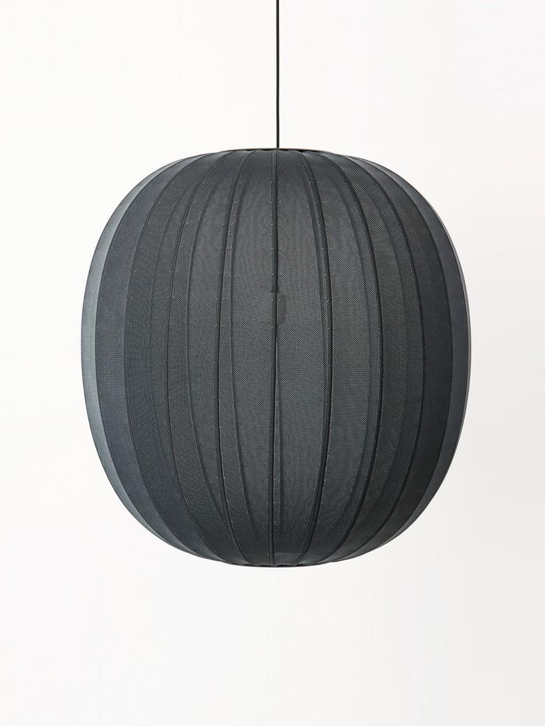 Knit-Wit Pendant 75 cm - Black