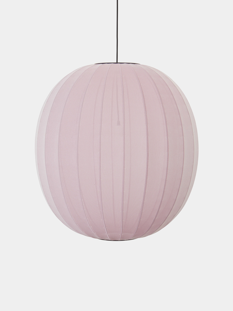 Knit-Wit Pendant 75 cm - Light Pink