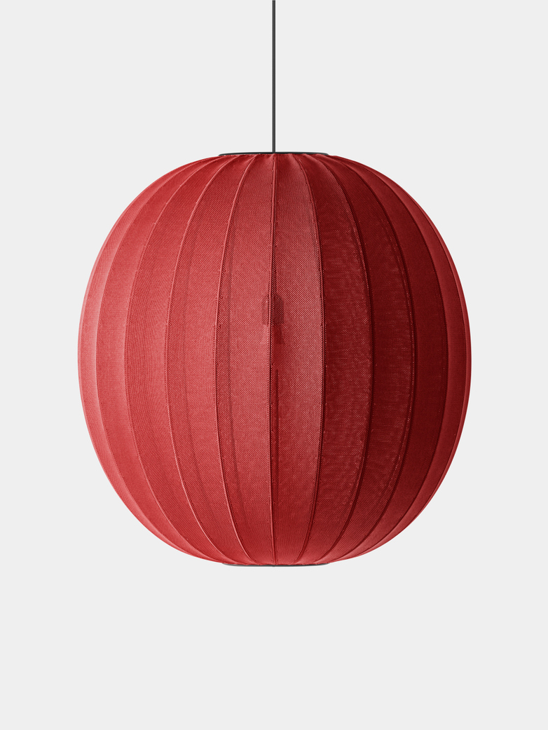 Knit-Wit Pendant 75 cm - Maple Red