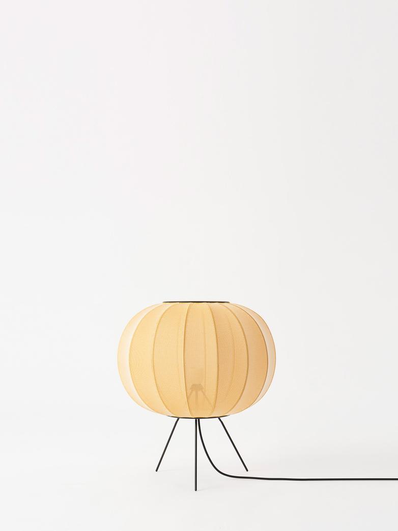 Knit-Wit Floor Lamp Low 45 cm - Sunrise