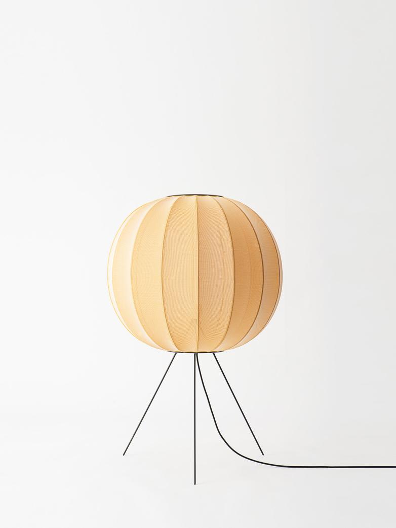 Knit-Wit Floor Lamp Medium 60  cm - Sunrise
