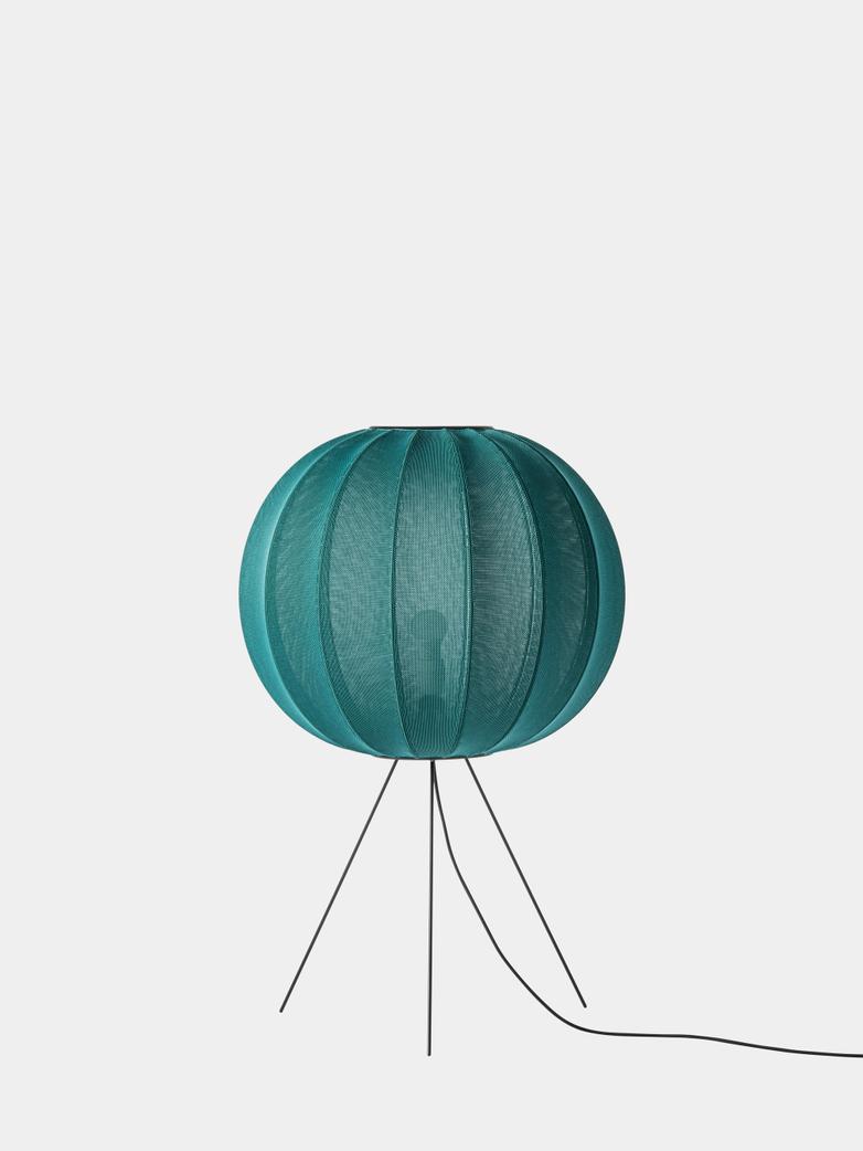 Knit-Wit Floor Lamp Medium 60  cm - Seagrass