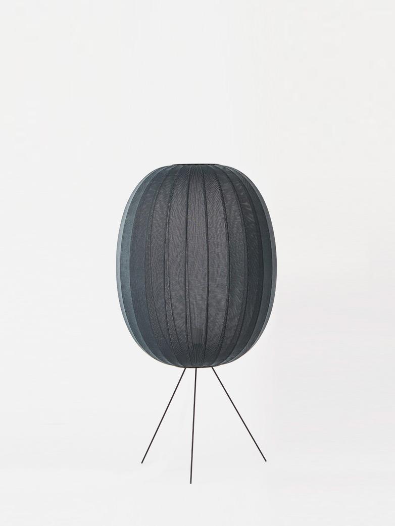 Knit-Wit Floor Lamp High 65 - Black