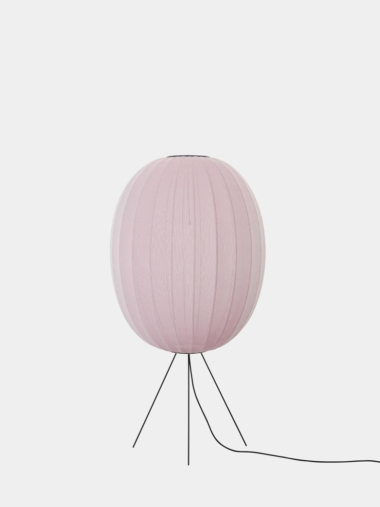 Knit-Wit Floor Lamp High 65 - Light Pink
