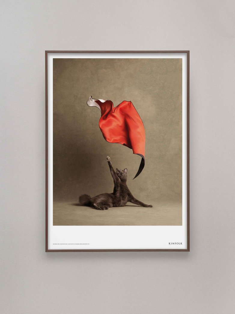Le Chat Chic - 50 x 70