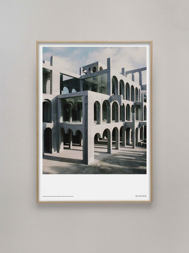 Xavier Corberó 01 - 50 x 70
