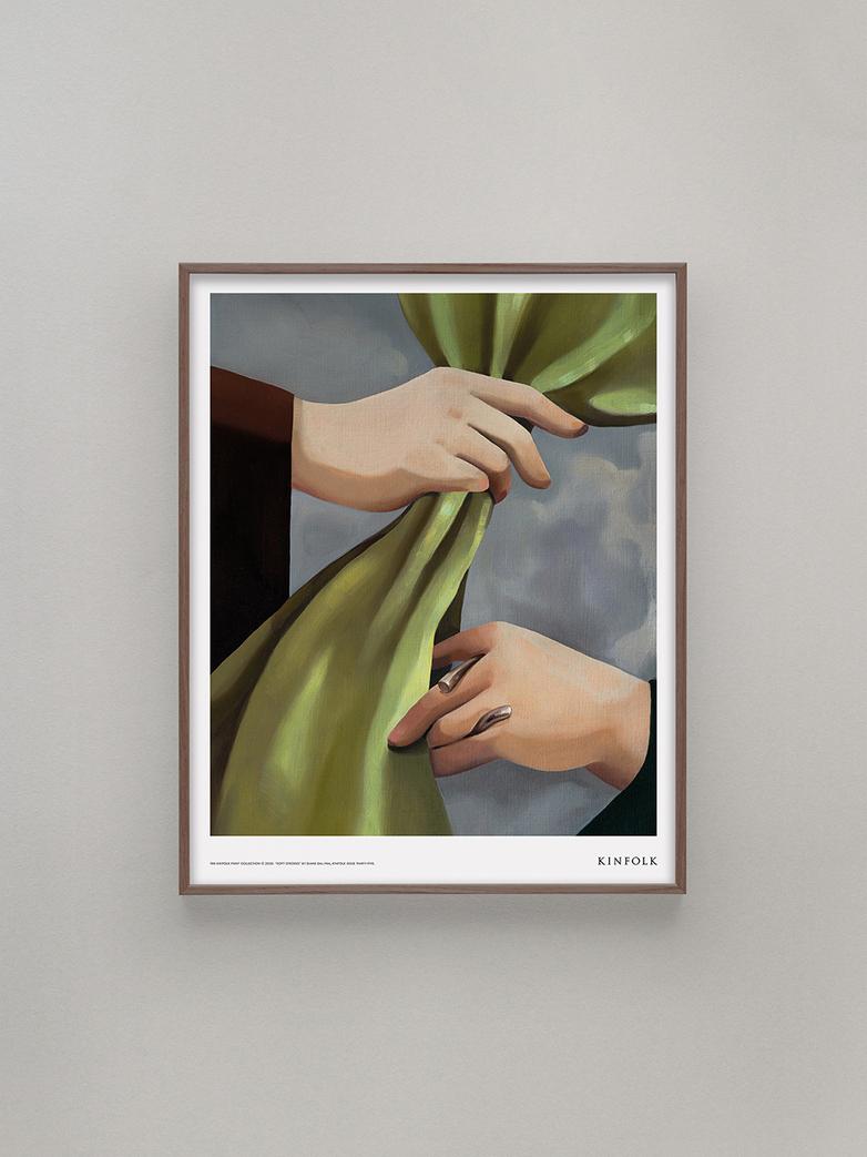 Soft Strokes 02 - 40 x 50