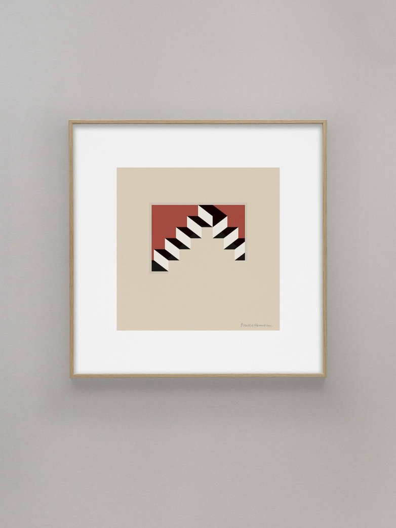 Going Up - 50 x 50