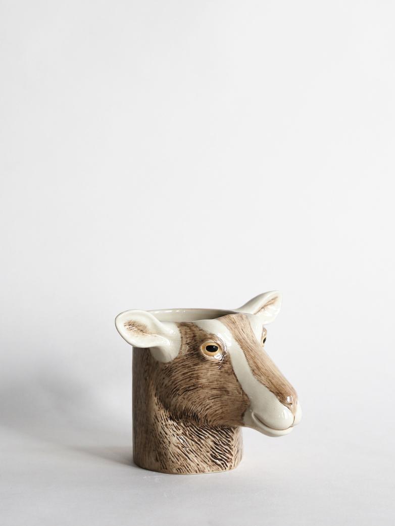 Goat Pencil Pot