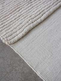 LA Single Striped - Bone White - 300 x 400 cm