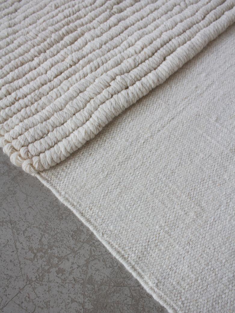 LA Single Striped - Bone White