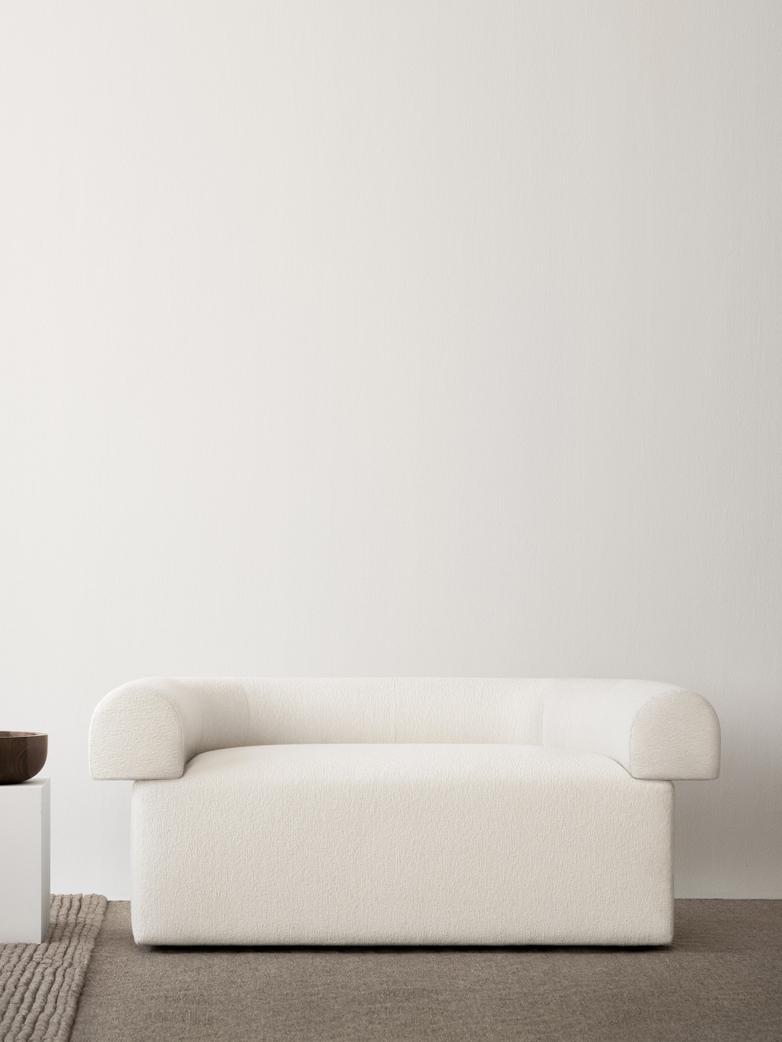LA Loveseat - Bouclé Off White