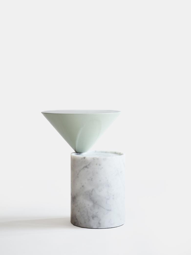 Carrara Marble/Fjord Gloss
