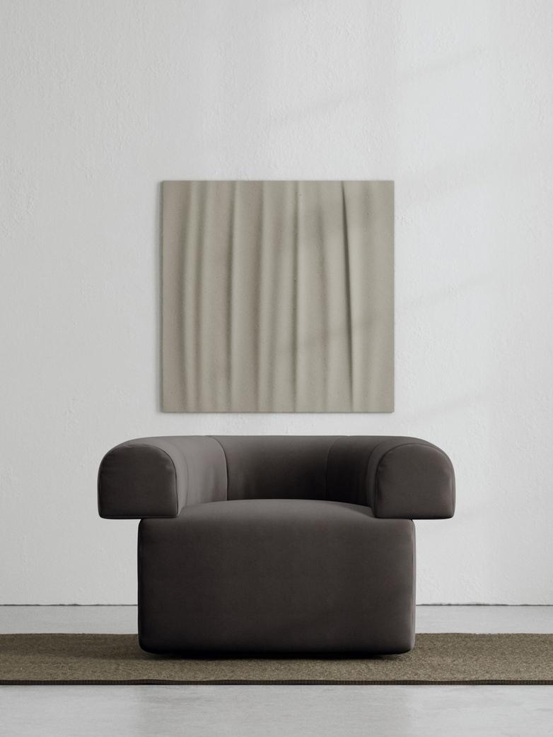 LA Armchair - Velvet