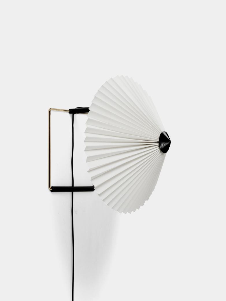 Matin Wall Lamp 30 cm - White