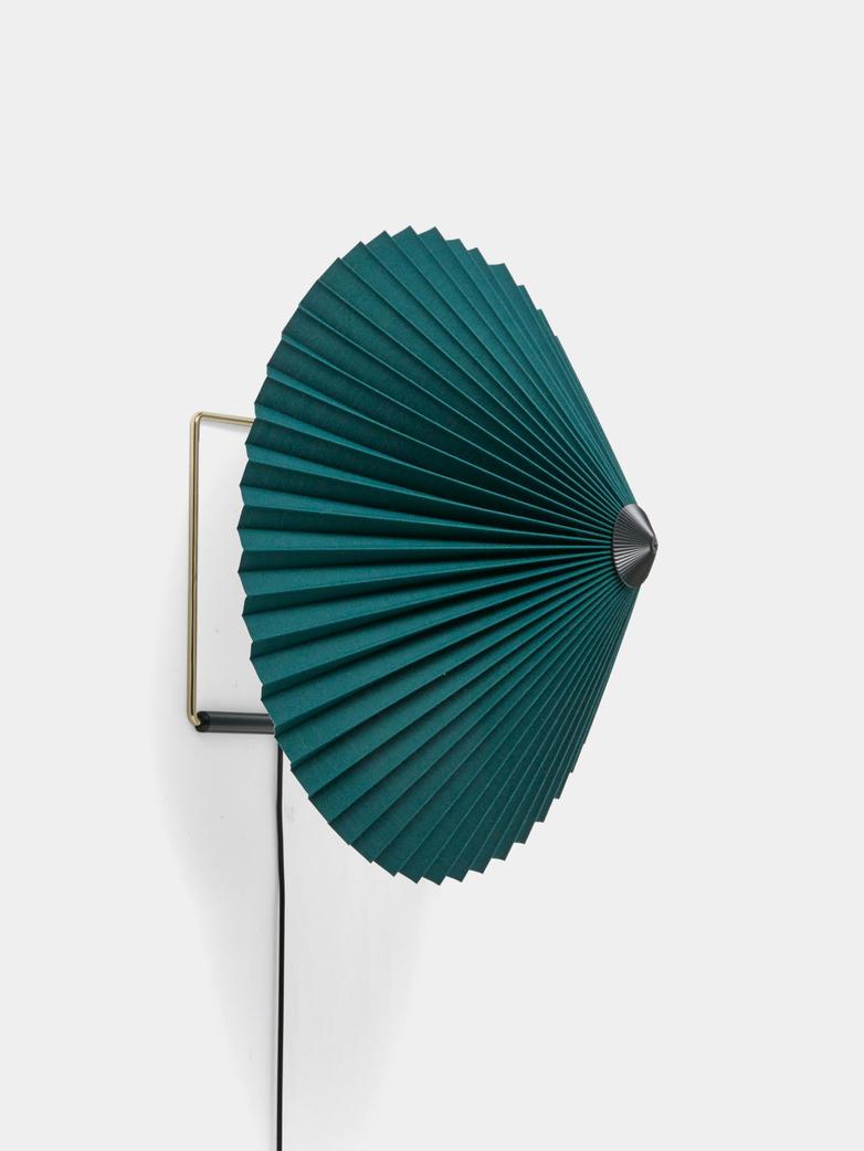Matin Wall Lamp 38 cm - Green