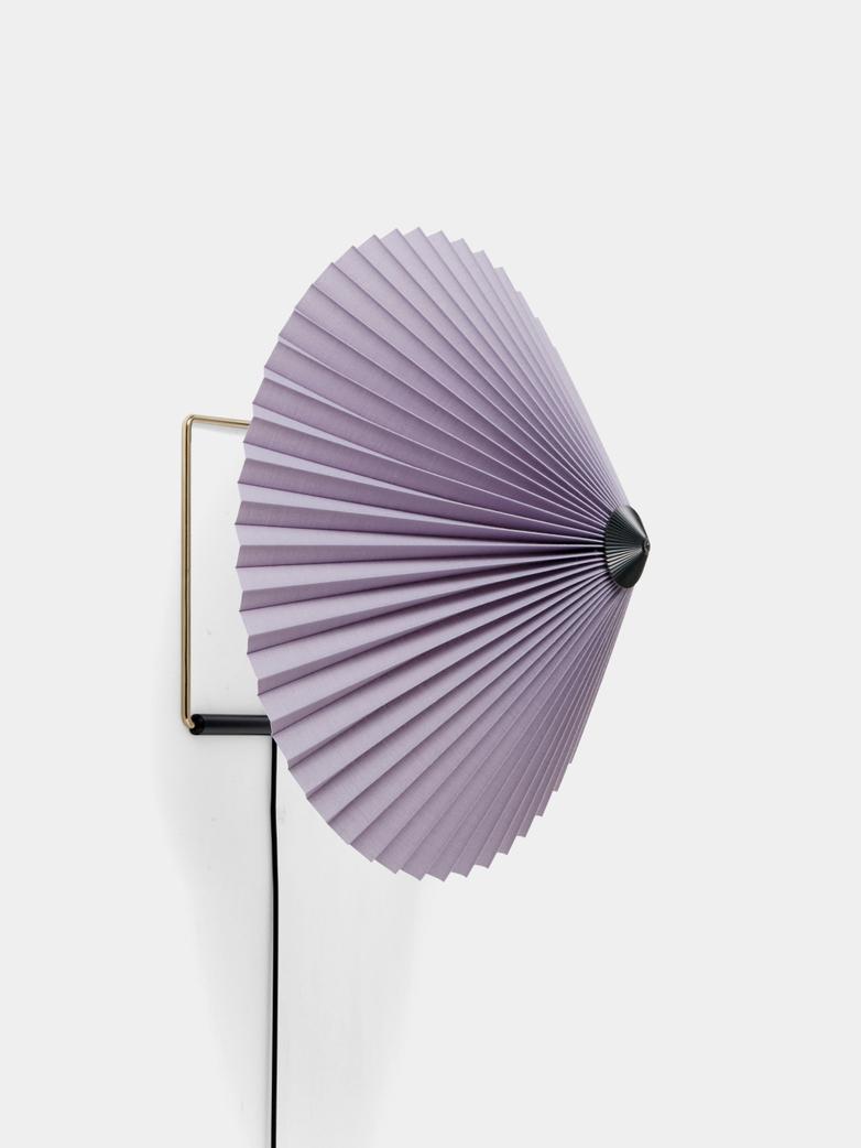 Matin Wall Lamp 38 cm - Lavender