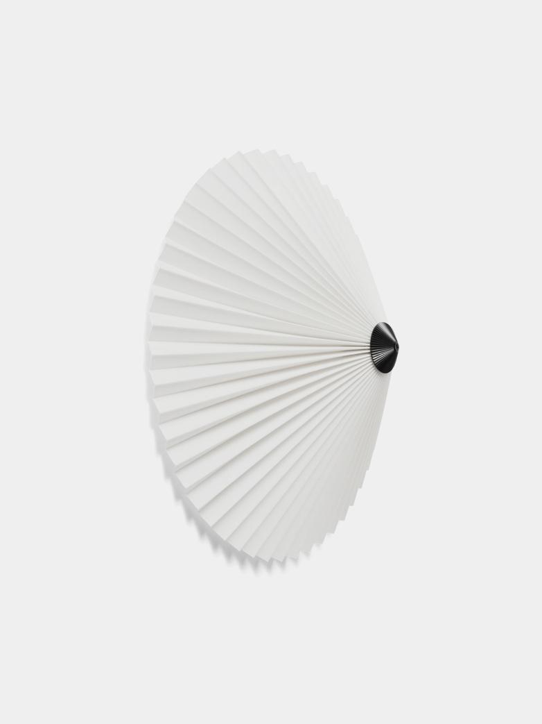Matin Flush Mount 38 cm - White