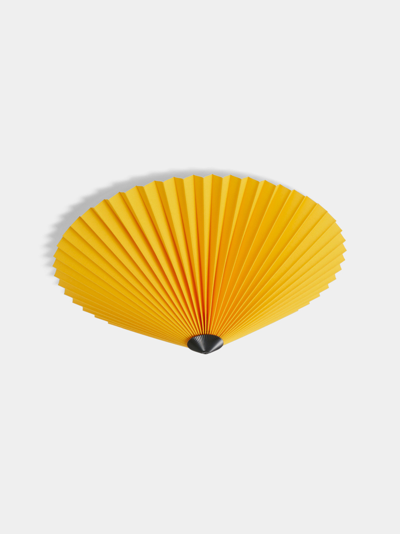 Matin Flush Mount 38 cm - Yellow