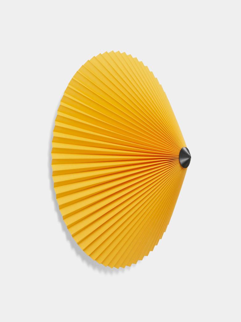 Matin Flush Mount 50 cm - Yellow