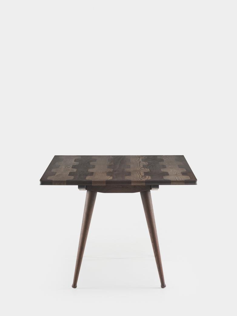 Black Oiled Walnut/Ash - 254 cm