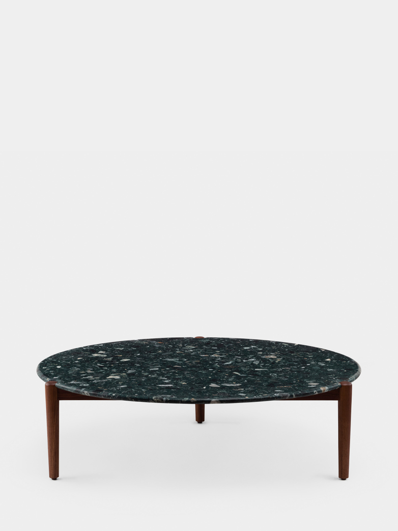 Verde Terrazzo - Oiled Walnut - 120 cm
