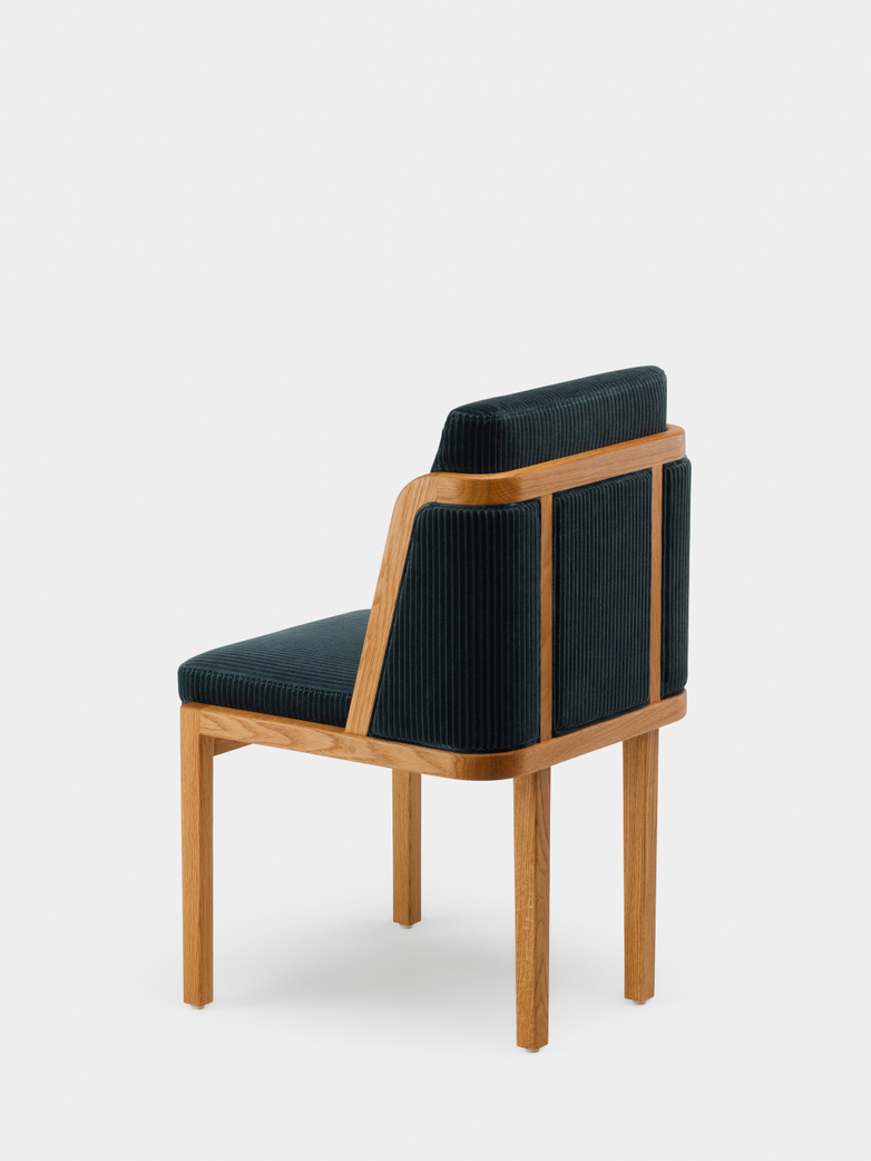 Throne Dining Chair
