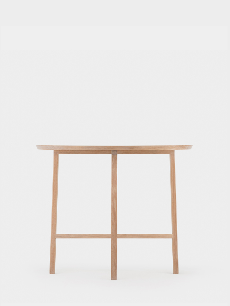 White Oiled Oak - 110 cm