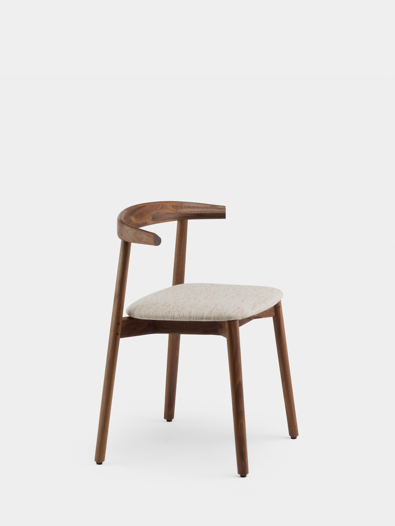 Ando Chair - Oiled Walnut - Sonar