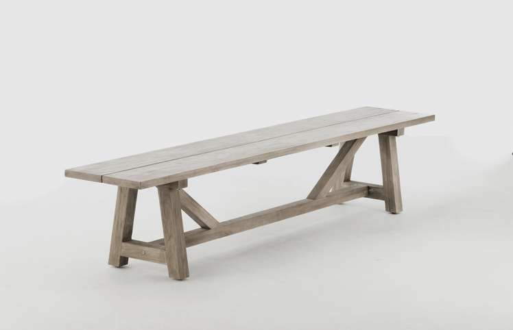 George Bench Outdoor